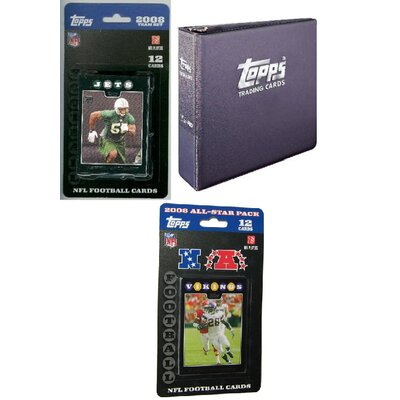 Topps NFL 2008 Trading Card Gift Set - New York Jets