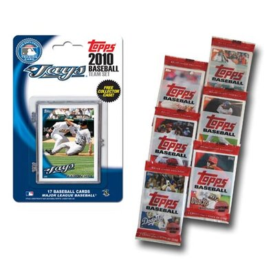 Topps MLB 2009 Team Set with Packs Trading Cards - Toronto Blue Jays