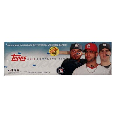 Topps MLB 2010 Factory Set Trading Cards - Retail (Set of 666)
