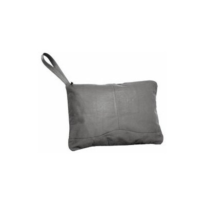 David King Leather Envelope Clutch