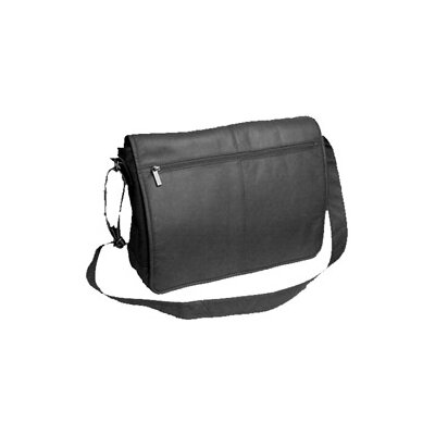 Three Compartment Messenger Bag