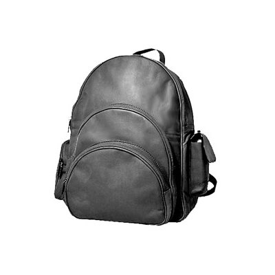Expandable Loop Handle Laptop Backpack