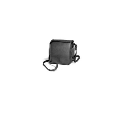 David King Small Flapover Handbag