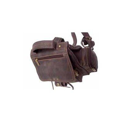 David King Mid-Size Top Handle Backpack