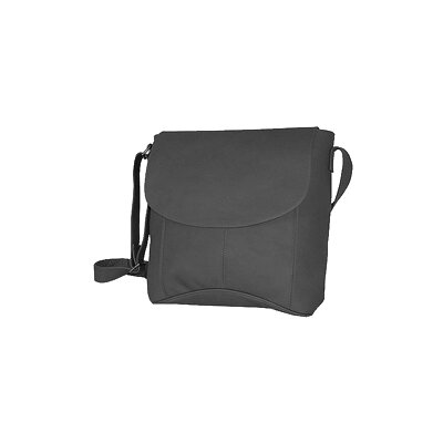 Vertical Simple Messenger Bag