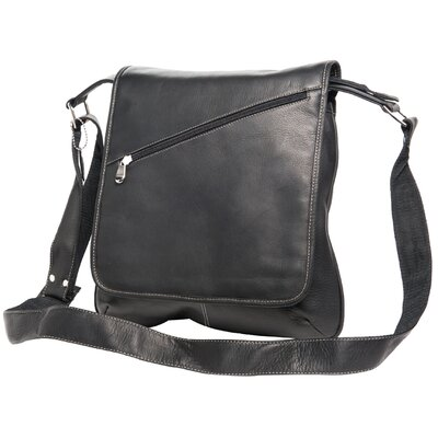 Premier Deluxe Slim Messenger Bag