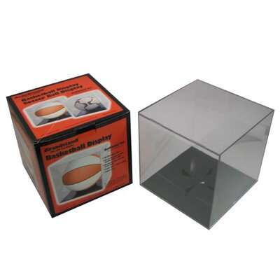 BallQube NBA Grandstand Basketball Display Case