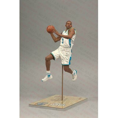 McFarlane Toys NBA 2009 Wave 2 Series 17 Chris Paul Action Figure - New Orleans Hornets