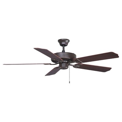 "52"" Builder 5 Blade Indoor/Outdoor Ceiling Fan"