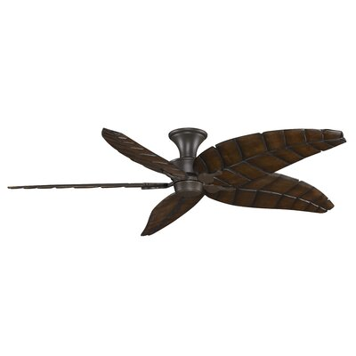 "Fanimation 52"" Islander 5 Blade Ceiling Fan with Remote"