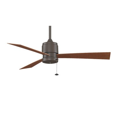 "Fanimation 52"" Zonix 3 Blade Ceiling Fan"