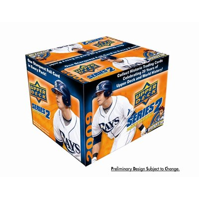 Upper Deck MLB 2009 Series 2 Wall Cards (Set of 24)