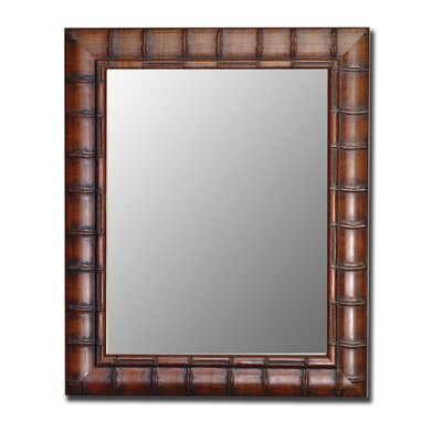 Island Mirror in Fruitwood