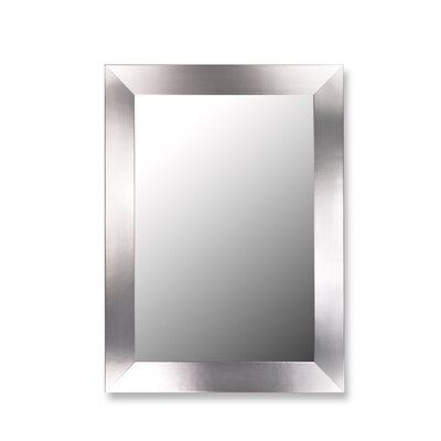 Mirror in Stainless Grande