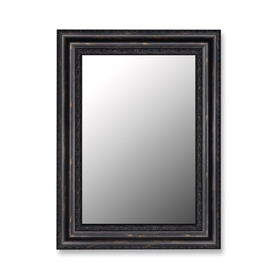 Hitchcock Butterfield Company Transitional Mirror Ebony Copper