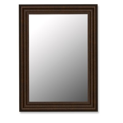 Hitchcock Butterfield Company Mirror in Bahama Dark Walnut