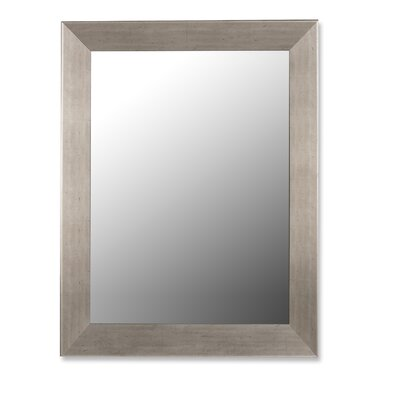 Hitchcock Butterfield Company Grande Mirror in Baroni Silver