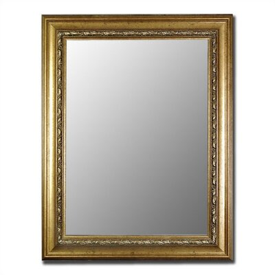 Designers Choice Gold Antique Mirror