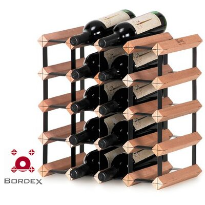 Oenophilia Bordex 20-Bottle Wine Rack