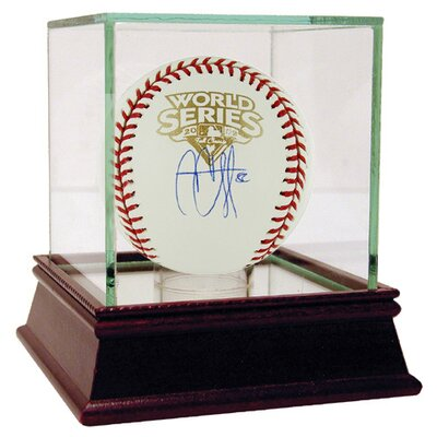 Steiner Sports CC Sabathia Autographed Baseball with Display Case