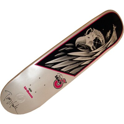 Steiner Sports Tony Hawk Autographed Eye of Falcon Skateboard