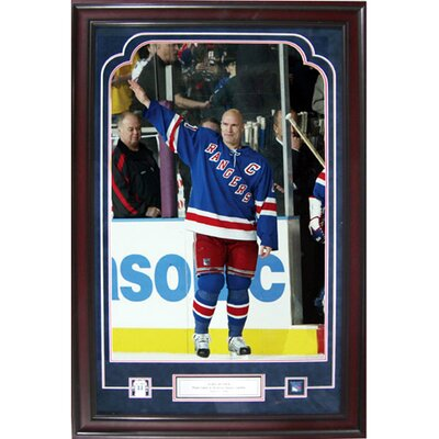 Steiner Sports NHL Mark Messier Salute Collage