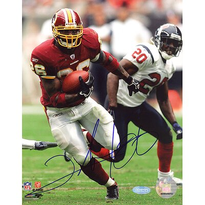 Steiner Sports Clinton Portis Run Vs. Texans Autographed