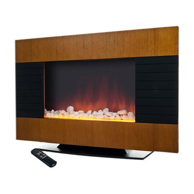 Merlin Electric 2 in 1 Heater Fireplace