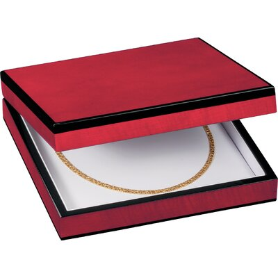 "Ragar Royal 2"" High Omega Necklace Box"
