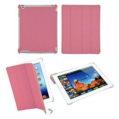 Sumdex Apple iPad 3rd Generation Rubberized Smart Stand Folio