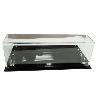 Image Guard NFL Deluxe Acrylic Triple Mini Helmet Display Case