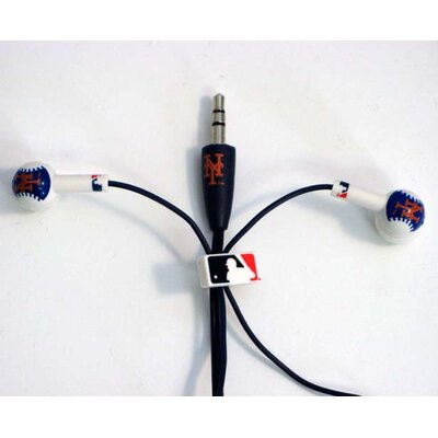NES Group MLB Baseball Earbuds