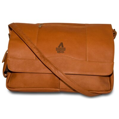 Pangea Brands MLB Laptop Messenger Bag