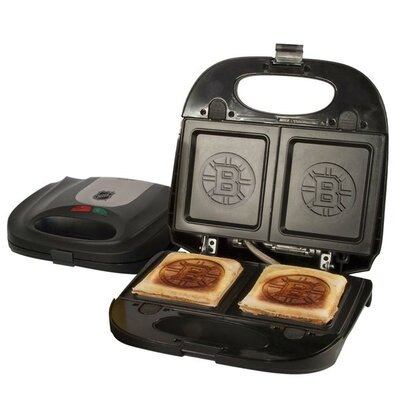 Pangea Brands NHL Sandwich Press