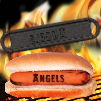 Pangea Brands MLB Hot Dog BBQ Branders