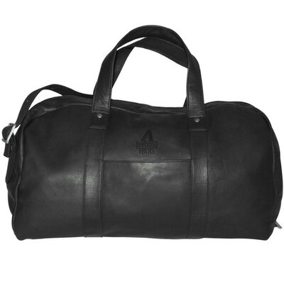 "Pangea Brands MLB 18"" Leather Corey Travel Duffel"