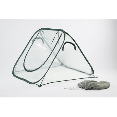 SeedHouse Clear PVC Mini Greenhouse