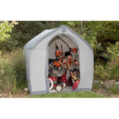 Flowerhouse StorageHouse 6' W x 6' D Plastic Poratable Shed