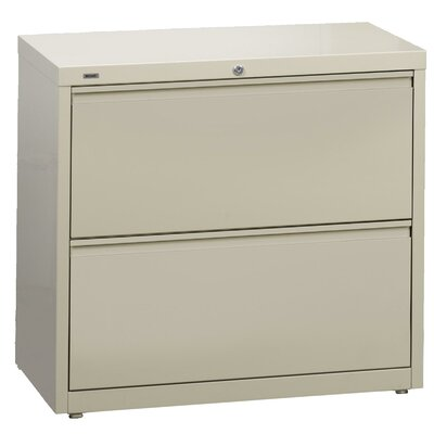 "CommClad 30"" Wide 2 Drawer HL10000-Series Lateral File Cabinet"