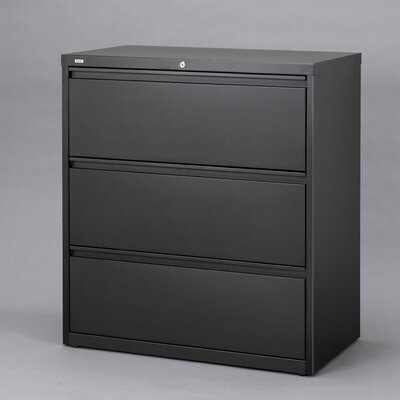 "CommClad 30"" Wide 3 Drawer Lateral File Cabinet"