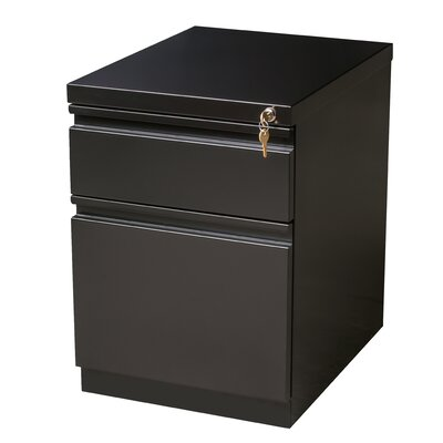 "CommClad Mobile Pedestal File 20"" Deep Box/File"
