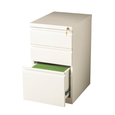 CommClad 3-Drawer Mobile Pedestal