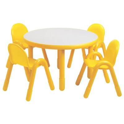 "Angeles 36"" Round Baseline Tables"