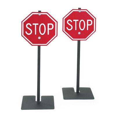 Angeles Stop Signs (2 Pack)