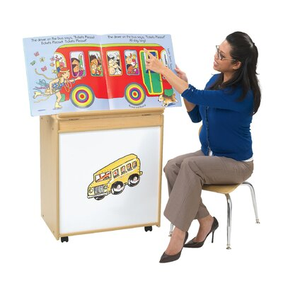 Angeles Value Line Big Book Easel