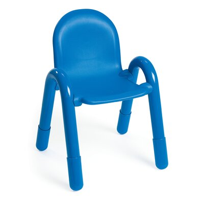 "Angeles Baseline 13"" PVC Classroom Chair"