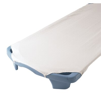 Angeles Organic Standard Sheet in White