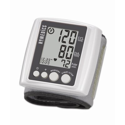 Homedics Blood Pressure Wrist Automatic Monitor