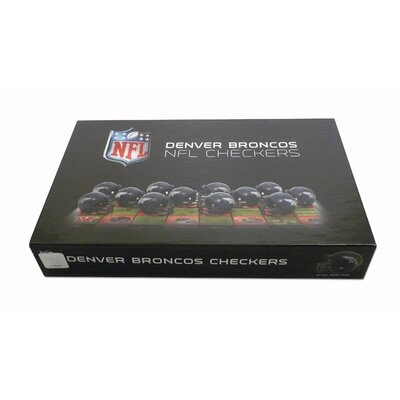 Rico Industries NFL Checker Set