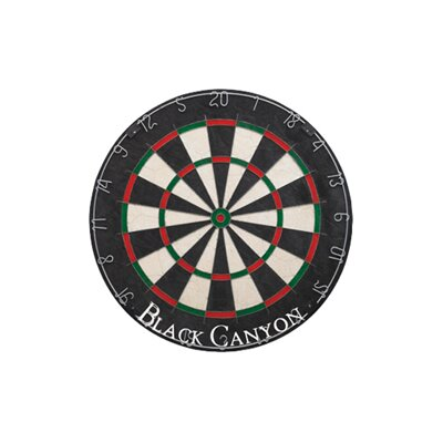 Black Canyon Bladed Wiring Dart Board